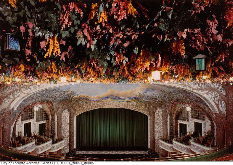 types of theatres the backstage world - Winter Garden Theater Nyc